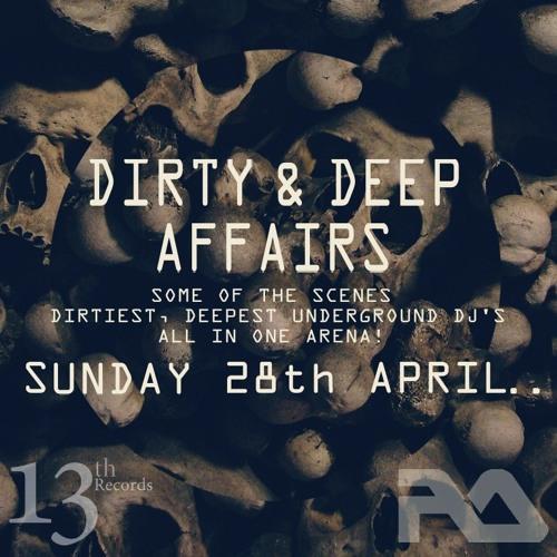 Marco Darko CD Promo mix Dirty & Deep 28/04/13