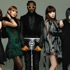 2NE1 & Will.i.am - Take The World On - Intel Ultrabook Project (Seoul)
