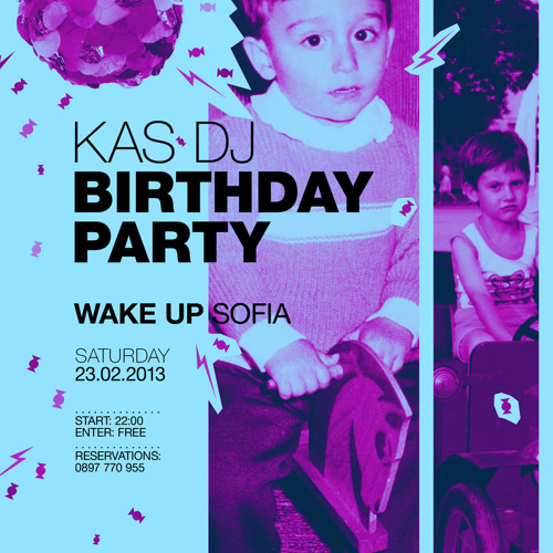 Kas DJ & Boogie live - at Wake Up Sf part 2