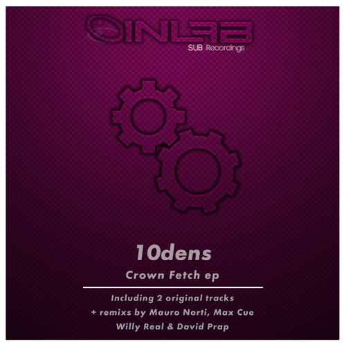 10dens - Ganymede (Original mix) [128 kbs]