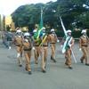 Desfile marca comemoração dos 46 anos do 4º BPM de Maringá