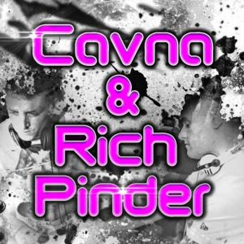 Cavna & Rich Pinder - Stronger On My Own