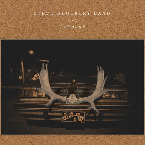 The Steve Brockley Band - Classic Car