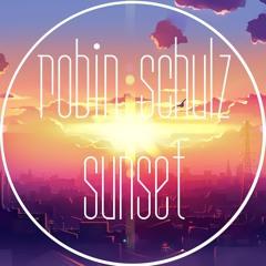 Robin Schulz - Sunset (Original Mix) OUT NOW!!!