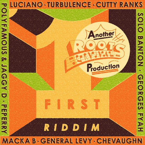 FIRST RIDDIM 2013 ROOTS SURVIVAL RECORDS