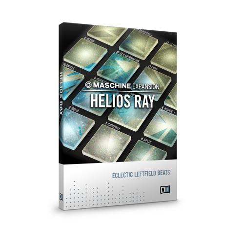 MASCHINE > HELIOS RAY> 'Dusty Cartridges' Demo