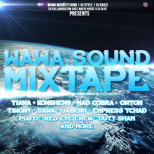 Dj Koncret D - Wawa Sound Mixtape - Mix Promo 2013