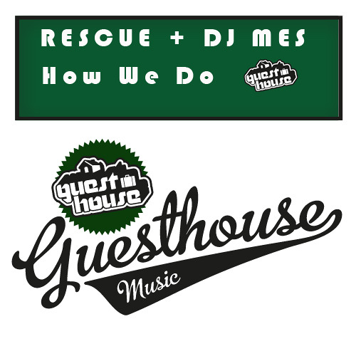 Rescue + DJ Mes - Booty Shaker (128kbps preview)