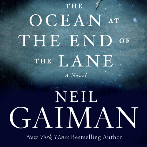 Neil Gaiman on his THE OCEAN AT THE END OF THE LANE