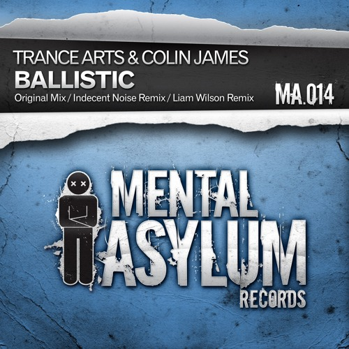 Trance Arts & Colin James - Ballistic (Liam Wilson Remix)
