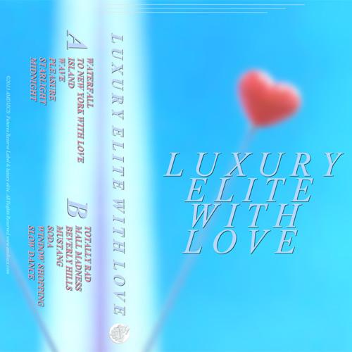 Luxury Elite - 'Mustang' - With Love - 2013 (AMDD127/AMDT036)