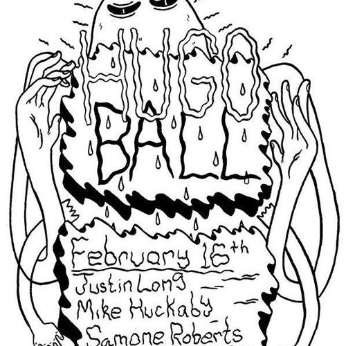 Justin Long at Hugo Ball February 2013