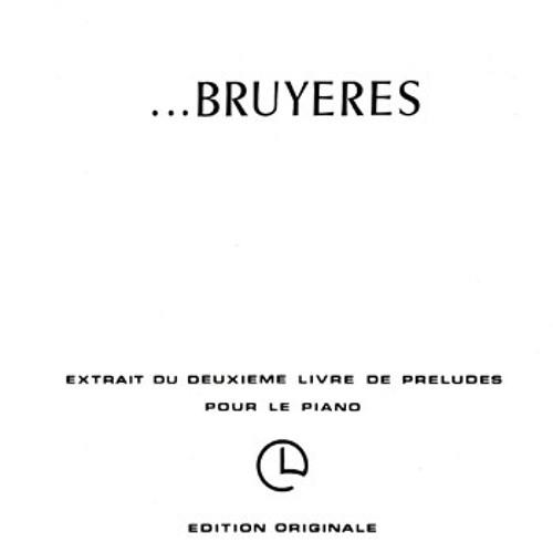Claude Debussy: Prelude ...Bruyères