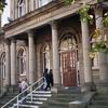 Bradford College library, February 2013
