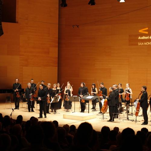 JENKINS - Palladio Concerto Grosso for strings 1er mov. - Allegretto