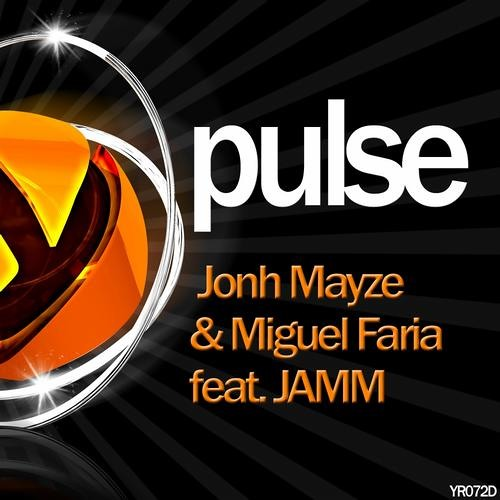 Jonh Mayze & Miguel Faria Feat. Jamm - Pulse (Preview)