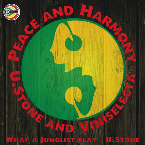 DS003 - What Junglist Play - U.Stone