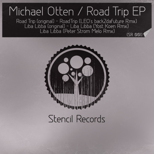 Michael Otten - Road Trip - out now on Stencil Records -