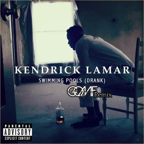 Kendrick Lamar -Swimming Pools -  GQMF's Lazer Cat Remix