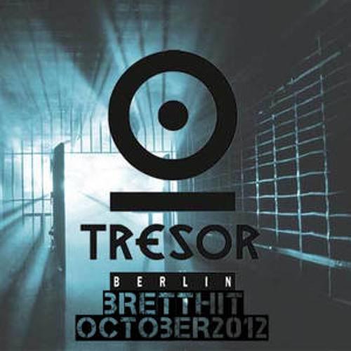 BrettHit - New Faces Tresor October Mix 2012