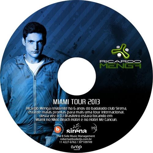 Miami Tour 2013 Ricardo Menga