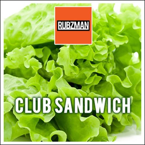 Rubzman - Club sandwich (preview)