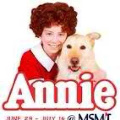 annie (the thing we sang for the audition for annie)