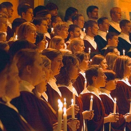 Psalm 23 - Luther College Collegiate Chorale