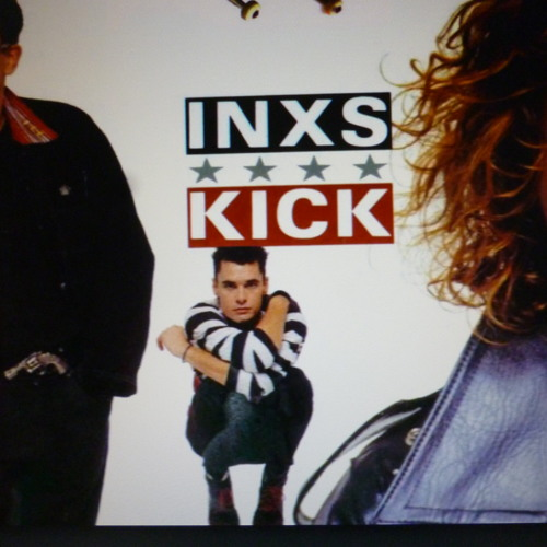 INXS - Need You Tonight (kRiNkLeCuT 's I'm not sleeping Edit)