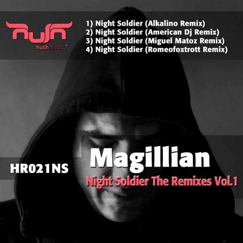 Magillian - Night Soldier (Romeofoxtrott Remix)