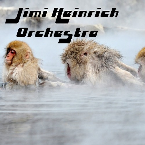 Jimi Heinrich Orchestra  - Small Leaps - (130308 JHO - Cut 02)