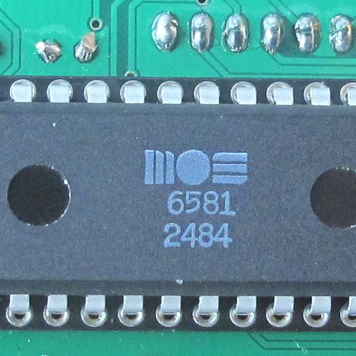 ALM SID Eurorack Module Prototype