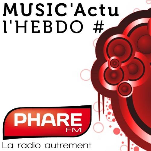 MUSIC'Actu l'HEBDO #69
