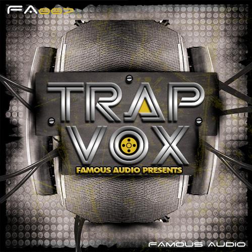 FA007 - Trap Vox Sample Pack Demo