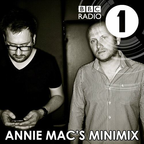 DEVolution 'My Friends & Influences' Mini Mix for Annie Mac on BBC Radio 1
