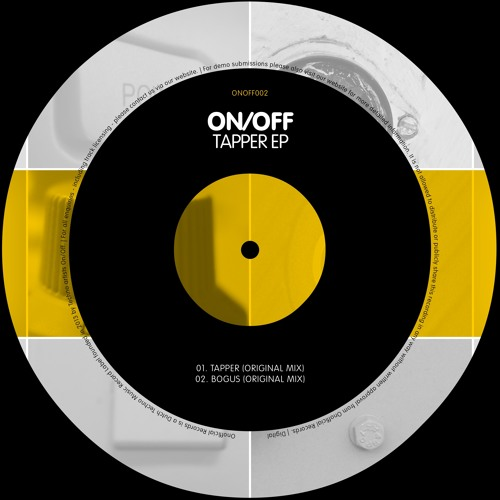 On/Off - Bogus (Original Mix)