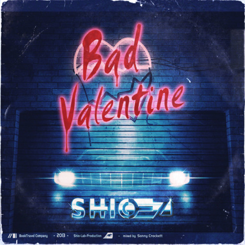 Bad Valentine instrumental