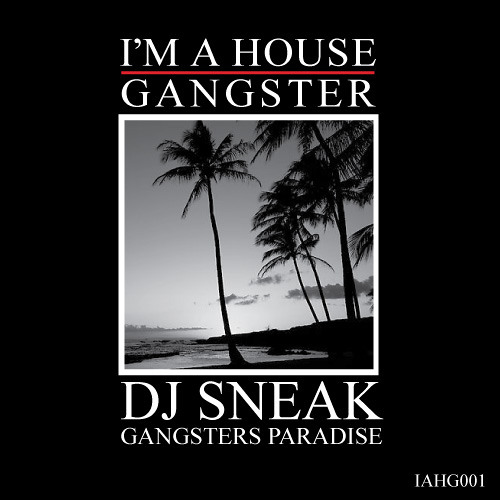 DJ SNEAK | IT'S NOT JUST YOU | I'M A HOUSE GANGSTER | IAHG001