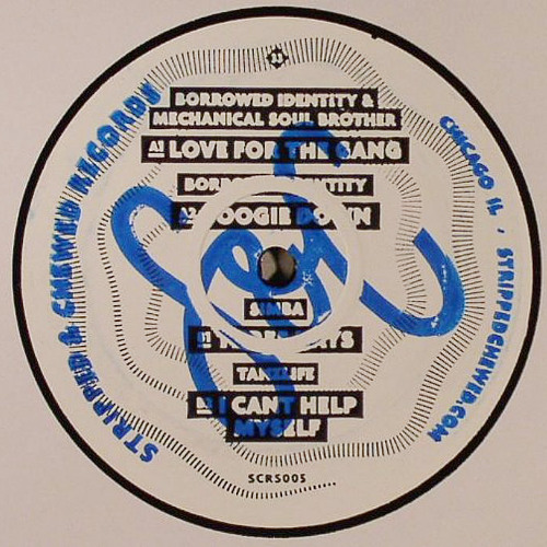 """Tanzlife - I Can't Help Myself 12"""" [vinyl only]"""
