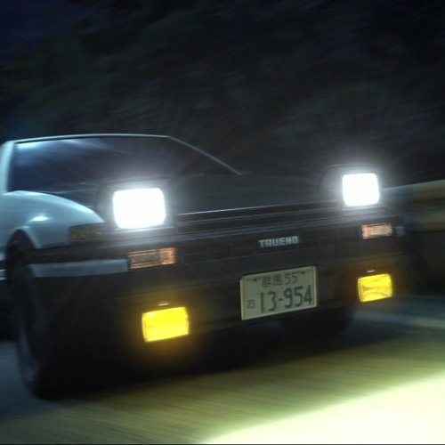Initial D 5th Stage OST By Initial D Universe