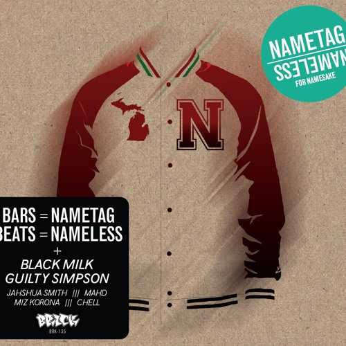 Nametag & Nameless 'For Namesake'