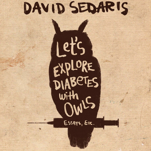 """Dentists Without Borders"" by David Sedaris: an excerpt from LET'S EXPLORE DIABETES WITH OWLS"