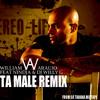 William Araujo - Ta male (Remix Nindja & Dj Willy G)