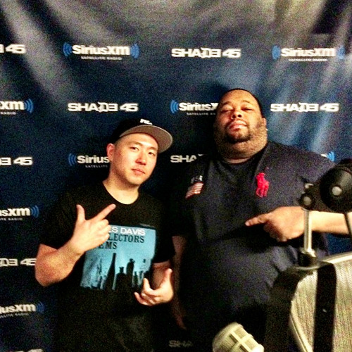 Live on the All-Out Show - Shade45 Sirius XM - March 18, 2013