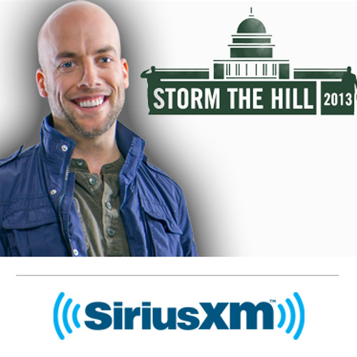 """Pete Dominick & Iraq and Afghanistan Veterans of America """"Storm The Hill"""" - Angela King"""