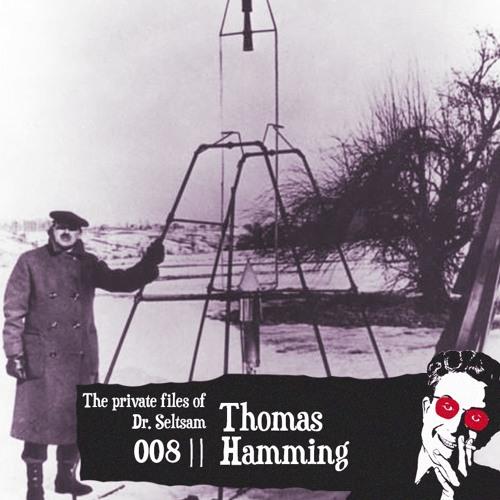 "The Private Files of Dr. Seltsam 008 || Thomas Hamming ""Proper Dark"" ||"