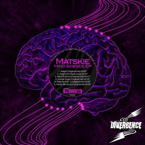 Matskie - Pump It Up (DJ Hook Remix)