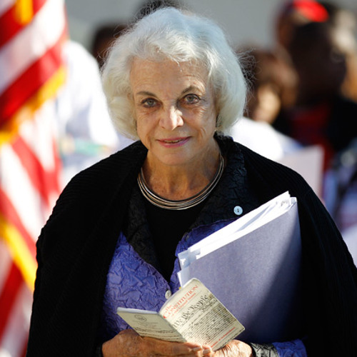 Justice Sandra Day O'Connor on the U.S. Supreme Court