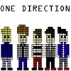 One Direction - Kiss you (8bit)