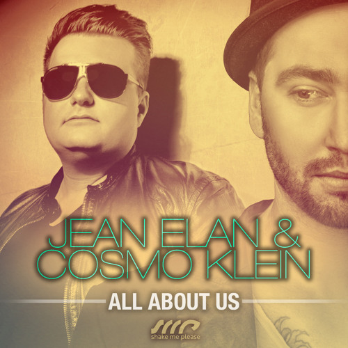 Jean Elan & Cosmo Klein - All About Us (Deepblue Remix) - PREVIEW